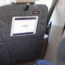 Protector de asiento y funda tablet de Besafe