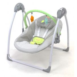 Columpio Asalvo musical Swing Grey