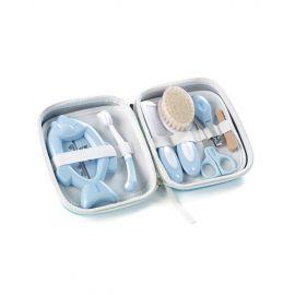 Set de Higiene con neceser de Jané (azul)