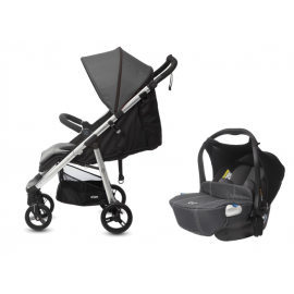 Silla LOOPi City + Baby 0+2 de casualplay