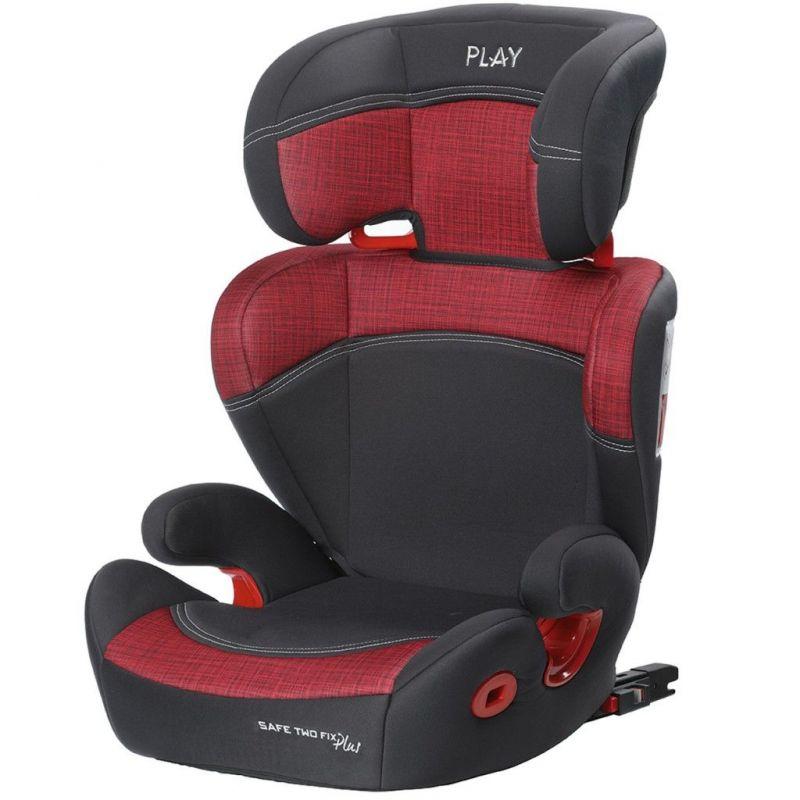 Silla Safe Two Fix Plus de Play