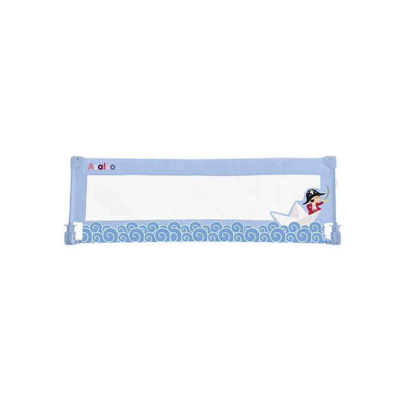 Barrera de cama de 150 cm Barquito de Papel de Asalvo