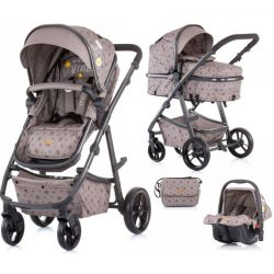 Trio Milo 2020 convertible de Chipolino