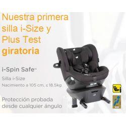 I-Spin Safe iSize de Joie con PLUS Test