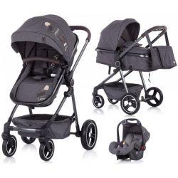 Noah de Chipolino Carrito de bebé trío convertible