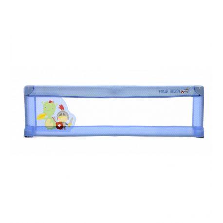 Barrera de cama de 150 cm London de Asalvo