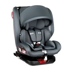 La silla Whole Fix Dual de MS (grupo 0+1+2+3) de 0 meses hasta 36kg