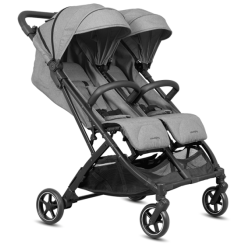 Tour Twin de Casualplay Silla de paseo gemelar