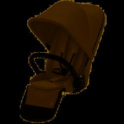 Gazelle S Silla con barra de Cybex