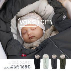 Saco invierno City de Voksi