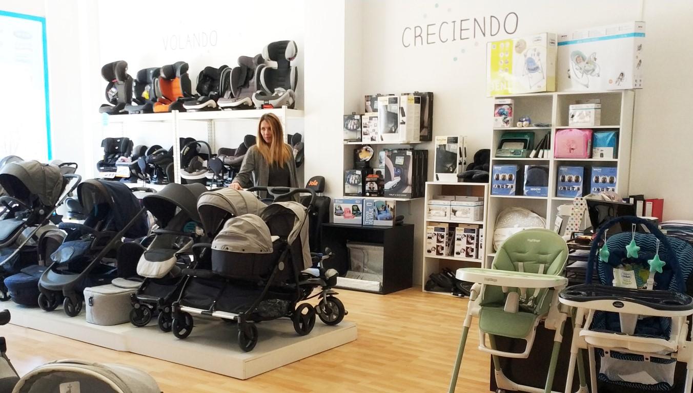 Tienda bebés Alcalá de Henares Madrid